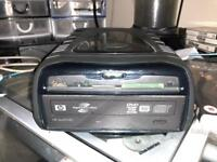 160 Gig Data Tank with Dvd/Cd Re writer Lightscribe Drive and memory card reader and external USB.
