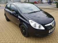 Automatic Vauxhall Corsa Club,only 54k miles,Timing chain done,full service history,Long mot