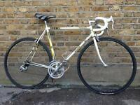 Gitaine Vainqueur vintage columbus road bike 56cm