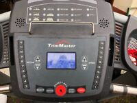 Trim master running machine