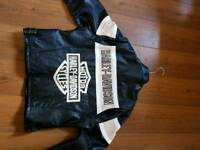 Haŕley Davidson leather jacket xxxl