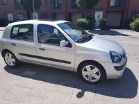 Renault clio 1.5 dci 80bhp dynamique 82k miles