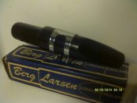 BERG LARSEN BARITONE SAXOPHONE MOUTHPIECE NEW CONDITION , NO SCRATCHES or MARKS +++