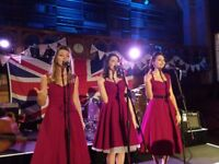 The Lollipops: London Based Vintage Vocal Trio - Andrew Sisters Style - AVAILABLE in UK