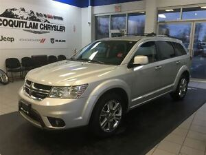 2011 Dodge Journey Loaded Tri-zone Air Alloy
