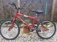 2 Kids bikes.