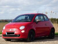 IMACULATE 2011 FIAT 500 TWINAIR TWIN AIR 85 SPORTS MODEL