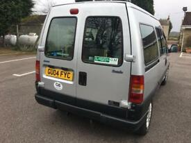 Fiat scudo 2.0 disel jtd wheelchair access vehicle