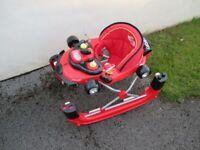 Baby Formula One Car