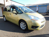 2007 (57) Citroen Grand Picasso 1.8 VTR + 7 Seater MPV