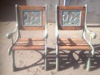 Children's Garden Seats