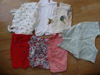Small Bundle of Girls clothing – 3 – 6 months (7 items)