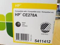 Black Cartridges for HP Printer