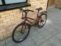 Challenge Meander Hybrid Bike - good condition + Limar Helmet + ABUS Lock