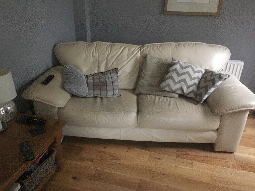 Leather sofas for sell