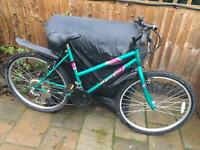"""Ladies 18"""" Desire bicycle bike. Inc FREE lights & mudguards. Delivery & D lock available"""