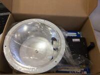 Tamlight Lighting Euro 226 PL / DGR comes with 2 bulbs
