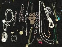 Beautiful range of costume jewellery £5 for all