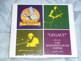 BARCLAY JAMES HARVEST-LEGACY CD & DVD.NEW/SEALED.