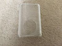 IPOD clear plastic case