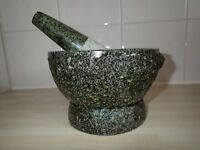 Large Stone Pestle and Mortar