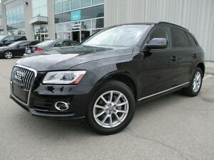 2014 Audi Q5 2.0 Komfort One Owner Off Lease