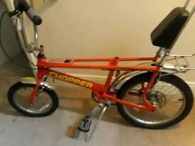 Raleigh Chopper retro
