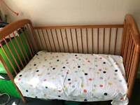 Baby cot/ bed