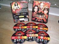 Charlies Angels Season 2 DVD Box Set Complete (86#)