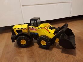 Tonka Classic Steel Front Loader toys very good present for Christmas