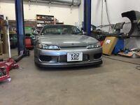 Low mileage Silvia s15 spec r