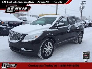 2014 Buick Enclave Leather ALL WHEEL DRIVE, HEAED SEATS, REAR...