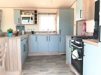 💥💥Brand New Luxury Holiday Home At Sandylands Saltcoats with twelve month season