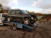 LR freelander td4 spares/repair