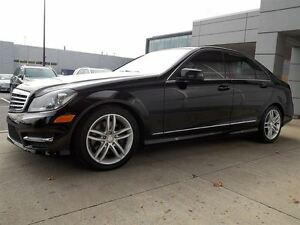 2013 Mercedes-Benz C-Class C300 4Matic, Ensemble Premium et Spor
