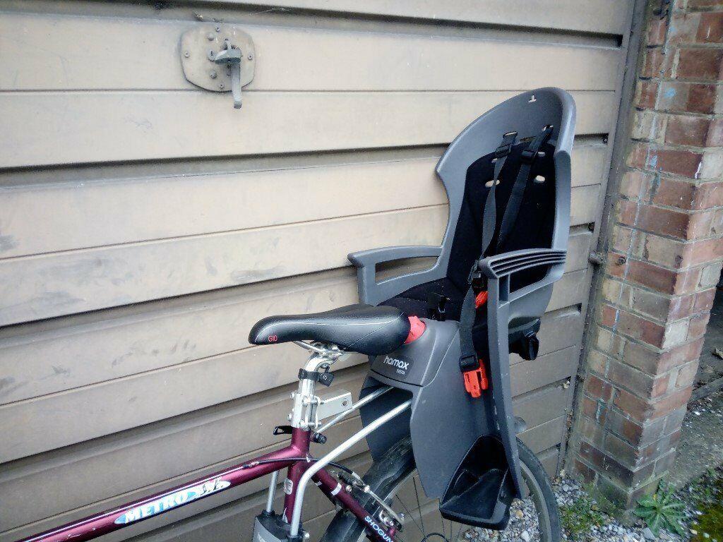 arriving san francisco new list Child Bike Seat - Hamax Siesta | in Twickenham, London | Gumtree