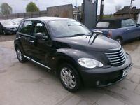 2007 CHRYSLER PT CRUISER 2.2 CRD LIMITED 5DOOR,SERVICE HISTORY, ONE OWNER FROM NEW, DRIVES LIKE NEW
