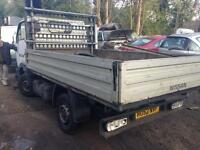 Nissan cabstar tipper body