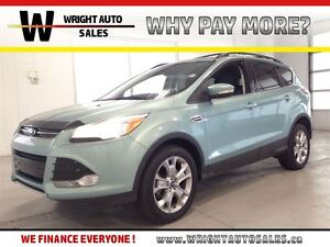 2013 Ford Escape SEL ECOBOOST| 4WD| LEATHER| NAVIGATION| SUNROOF