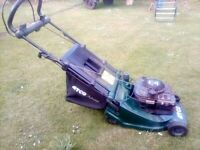 Atco Admiral 16s petrol lawn mower