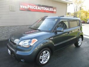 2011 Kia Soul 2U - HEATED SEATS!!!
