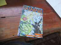 2000AD Thargs mighty database