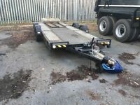 3.5T Car Transporter Trailer