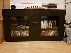 Black Tv unit /side cabinet