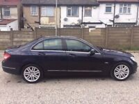 Mercedes C220 CDI BlueEFFICIENCY Fully Loaded Can Be Used For PCO!!!