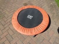 DP Mini Trampoline 90 cm diameter