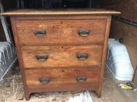 CHESTER DRAWER LOOK ANTIQUE FREE DELIVERY LOCAL