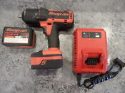 Snap on Cordless Impact Wrench 1/2