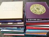 18 Boxed Vinyl Albums