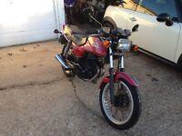1980 Honda CB250RS 250cc Classic Motorbike